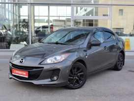 Пермь Mazda3 2013