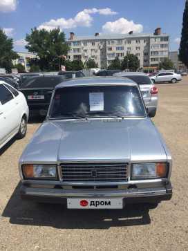 Кропоткин 2107 2011