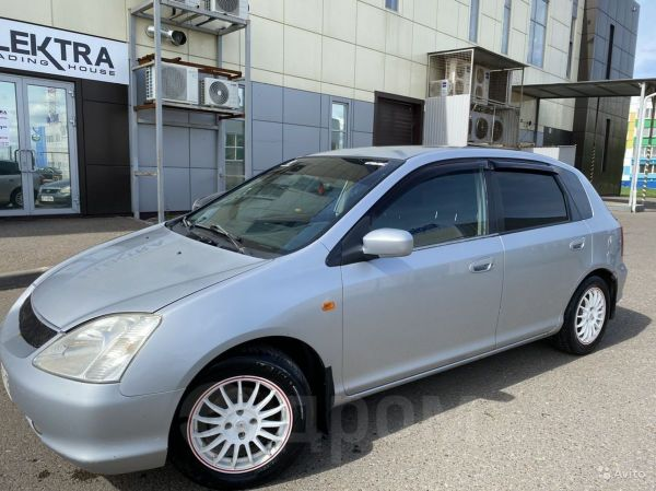 Honda Civic, 2001 год, 279 000 руб.
