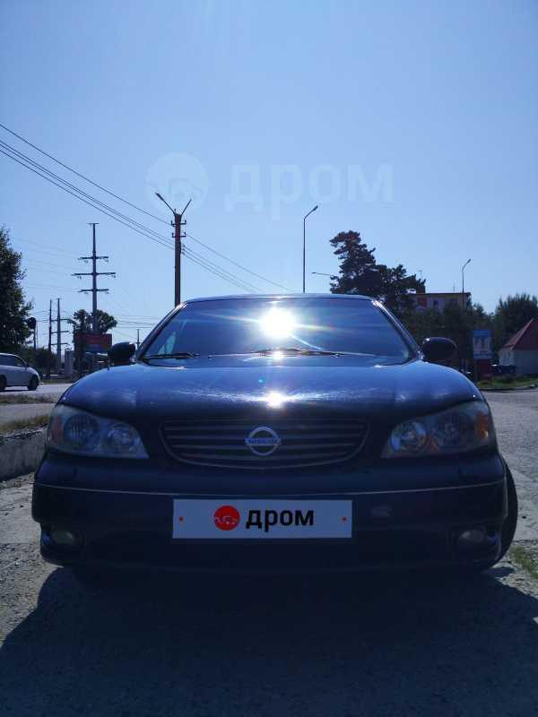 Nissan Maxima, 2005 год, 390 000 руб.