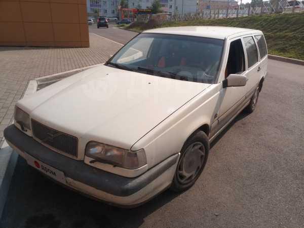 Volvo 850, 1995 год, 190 000 руб.