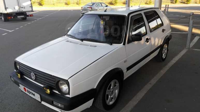 Volkswagen Golf, 1989 год, 99 000 руб.