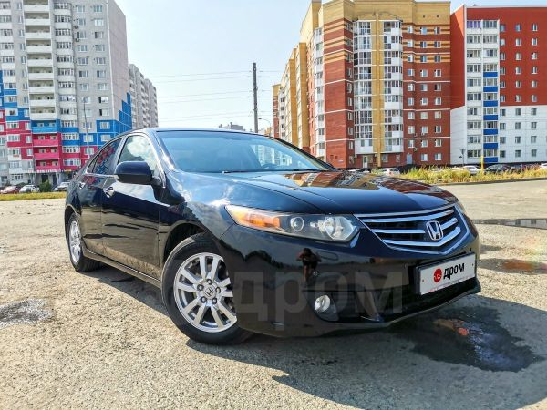Honda Accord, 2010 год, 740 000 руб.