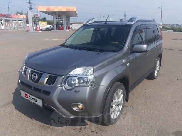 Nissan X-Trail, 2011 год, 820 000 руб.