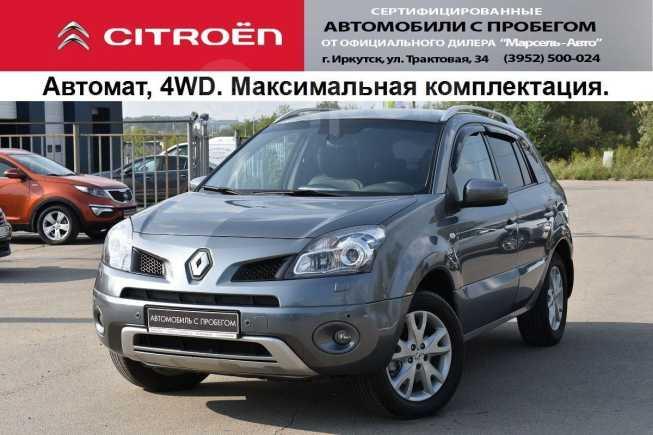 Renault Koleos, 2008 год, 648 000 руб.