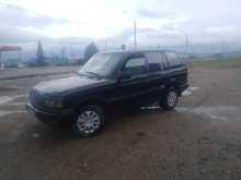 Красный Чикой Range Rover 1997