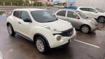 Улан-Удэ Nissan Juke 2012