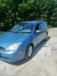 Ford Focus, 2001 год, 170 000 руб.