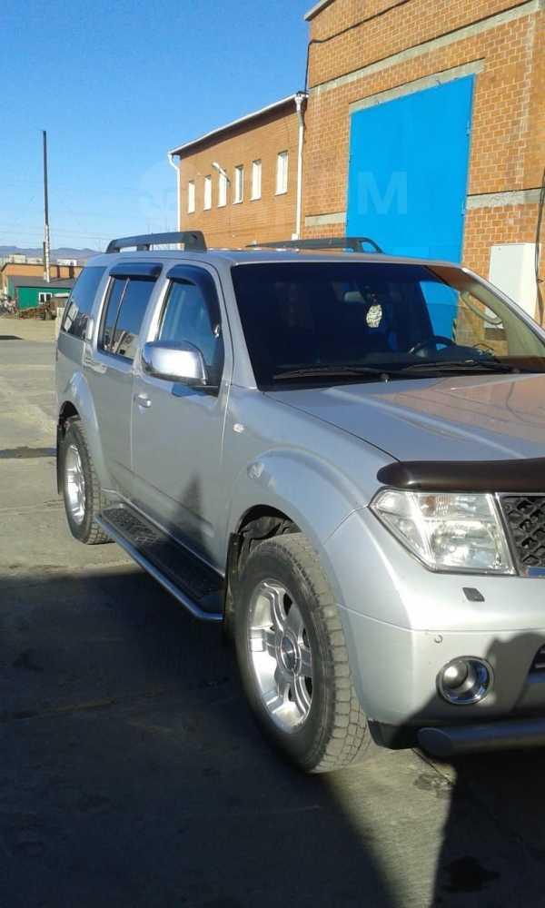 Nissan Pathfinder, 2005 год, 700 000 руб.