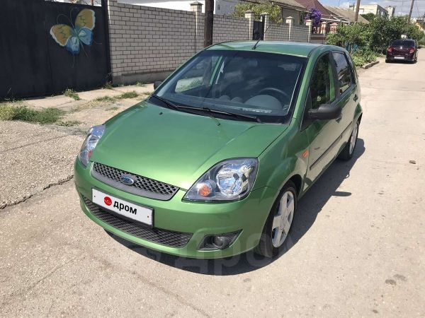 Ford Fiesta, 2008 год, 220 000 руб.