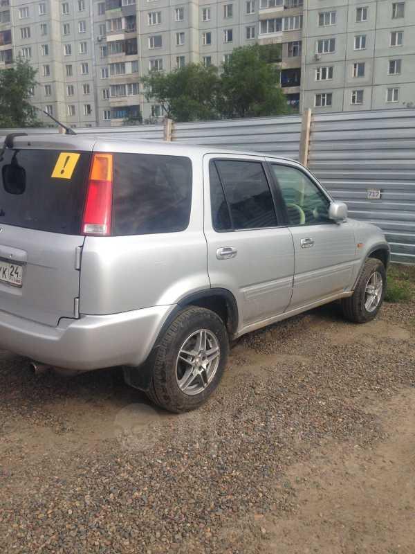 Honda CR-V, 1999 год, 330 000 руб.