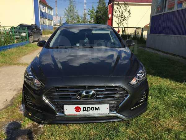 Hyundai Sonata, 2017 год, 1 250 000 руб.