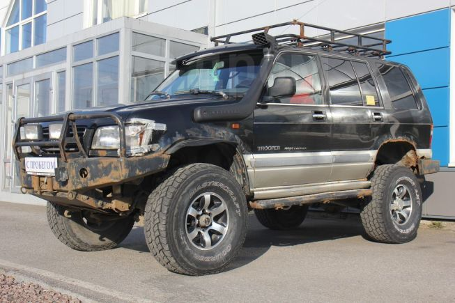 Isuzu Trooper, 2000 год, 209 888 руб.