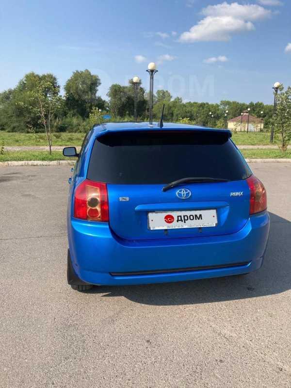 Toyota Corolla Runx, 2005 год, 380 000 руб.