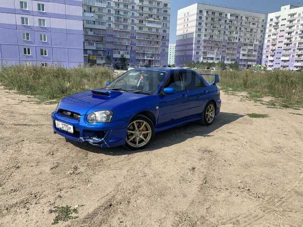 Subaru Impreza WRX STI, 2003 год, 510 000 руб.