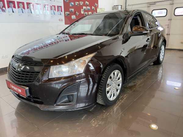 Chevrolet Cruze, 2014 год, 424 600 руб.