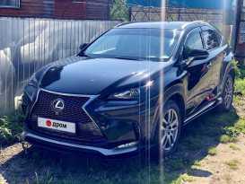 Комсомольск-на-Амуре Lexus NX200 2015