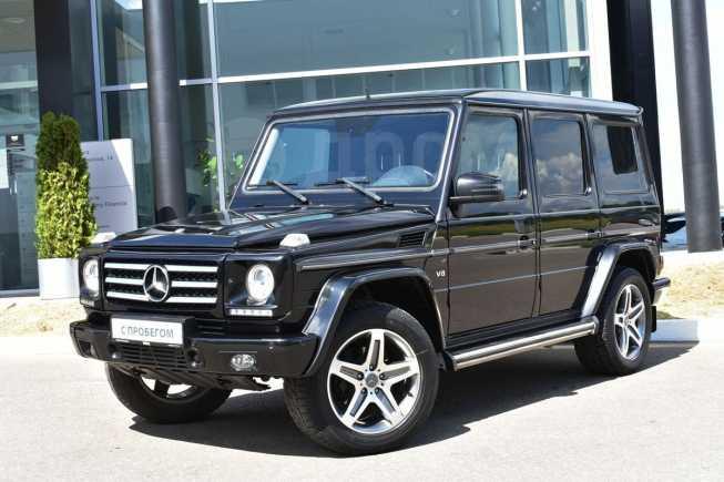 Mercedes-Benz G-Class, 2012 год, 3 500 000 руб.