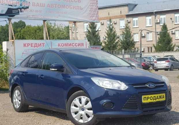 Ford Focus, 2013 год, 489 000 руб.