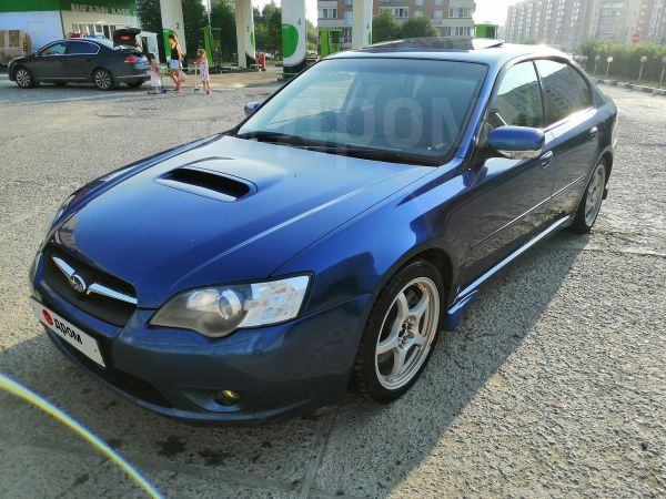 Subaru Legacy B4, 2005 год, 475 000 руб.