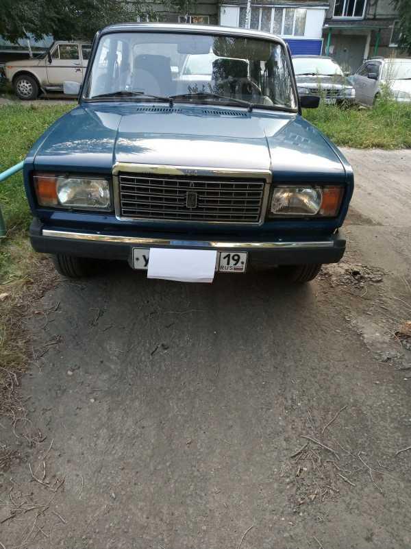 Лада 2107, 2002 год, 56 000 руб.