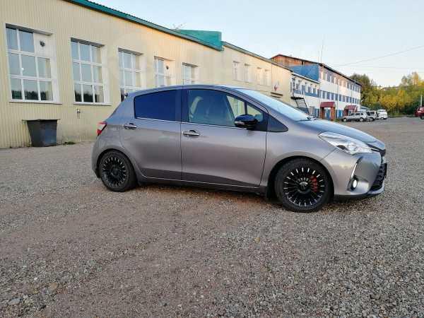 Toyota Vitz, 2017 год, 720 000 руб.