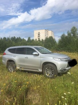 Северодвинск Pajero Sport 2018