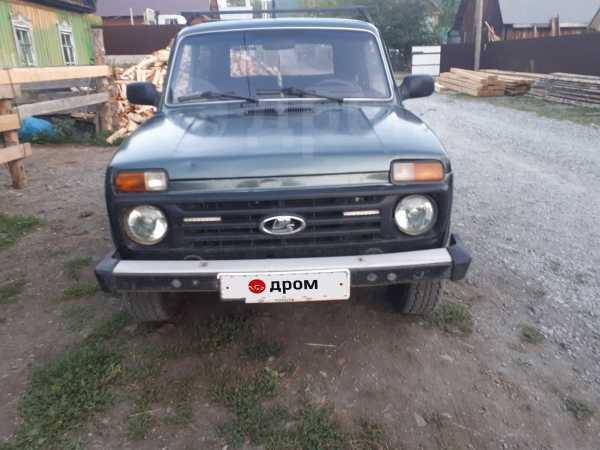 Лада 4x4 2121 Нива, 1997 год, 130 000 руб.