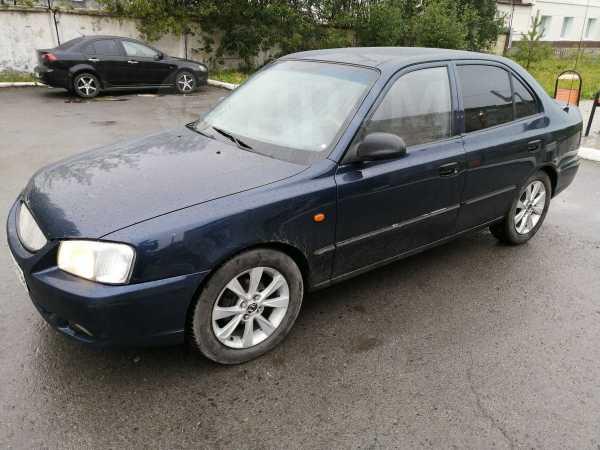 Hyundai Accent, 2008 год, 199 000 руб.