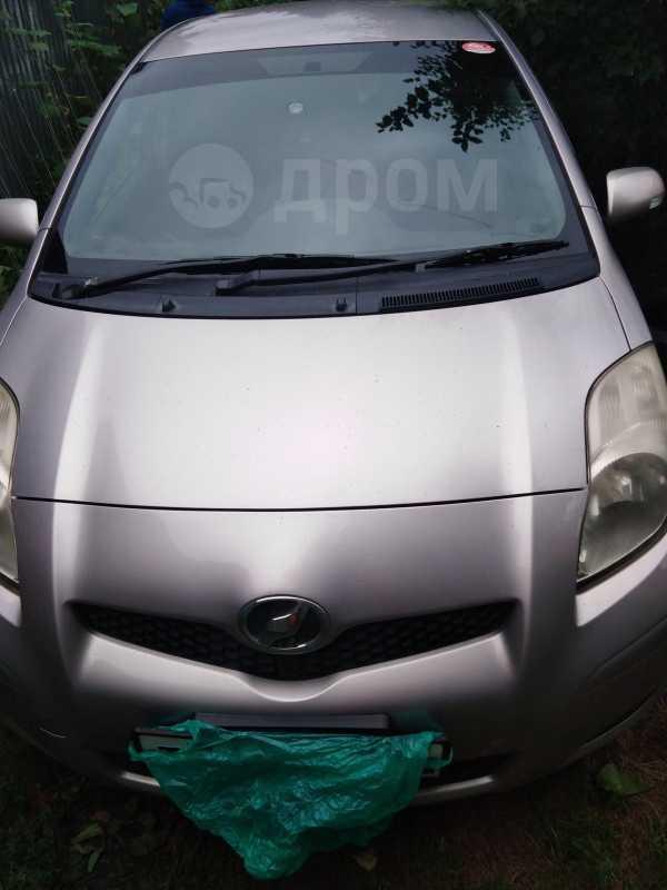 Toyota Vitz, 2010 год, 360 000 руб.