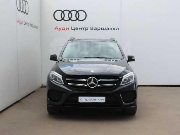 Mercedes-Benz GLE, 2016 год, 3 500 000 руб.