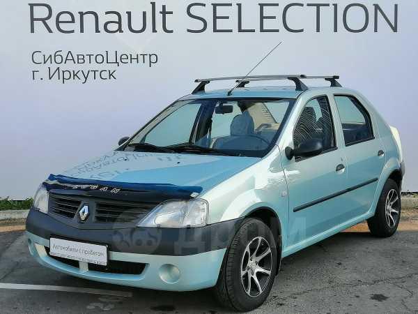 Renault Logan, 2007 год, 315 000 руб.
