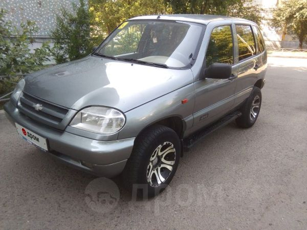Chevrolet Niva, 2005 год, 188 000 руб.
