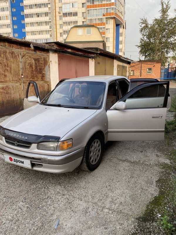 Toyota Corolla, 1996 год, 205 000 руб.