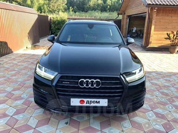 Audi Q7, 2017 год, 3 550 000 руб.