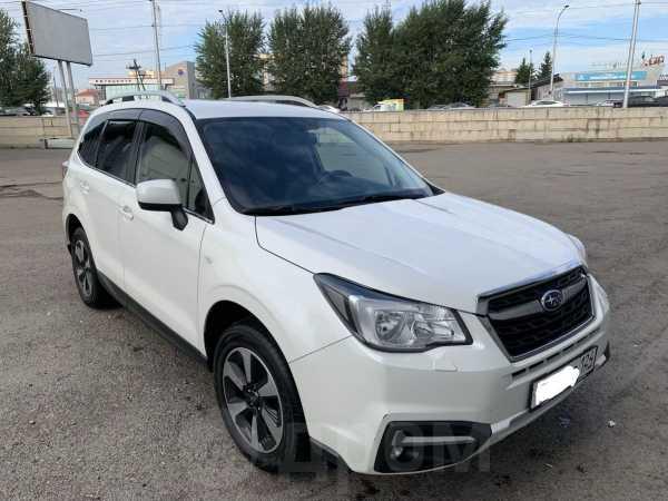 Subaru Forester, 2017 год, 1 600 000 руб.