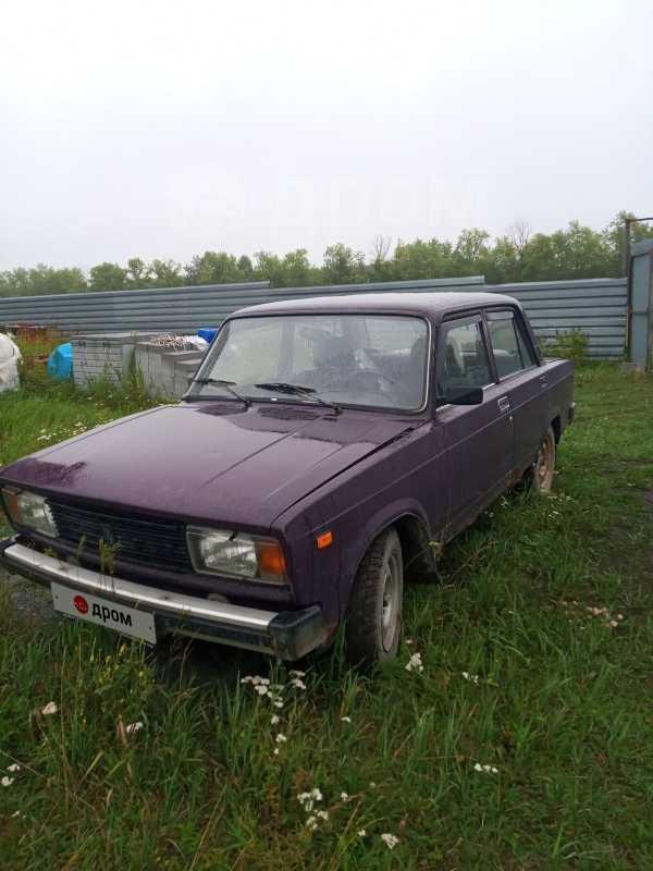 Лада 2105, 1997 год, 22 000 руб.