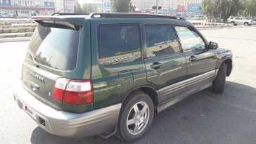 Барнаул Forester 2002