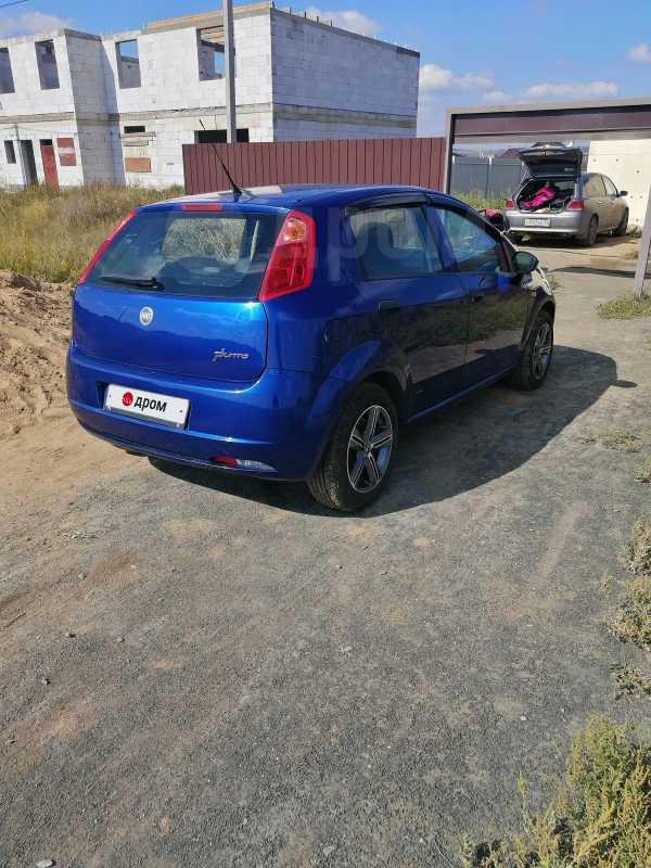 Fiat Grande Punto, 2007 год, 199 000 руб.