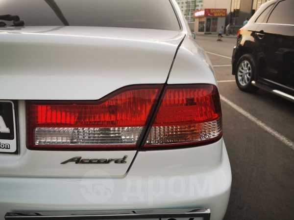 Honda Accord, 2001 год, 345 000 руб.