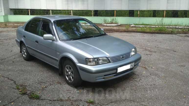 Toyota Corsa, 1998 год, 155 000 руб.