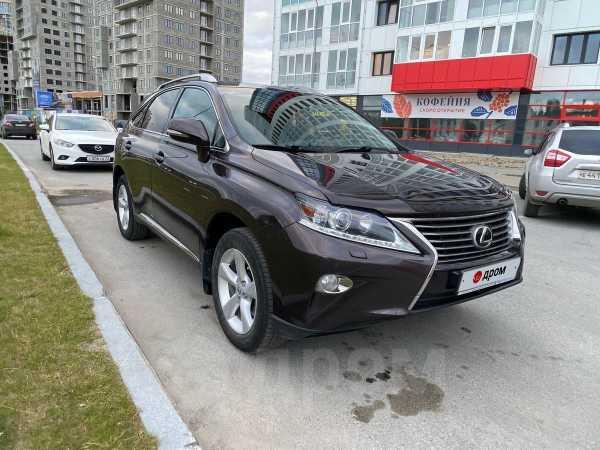 Lexus RX270, 2014 год, 1 600 000 руб.