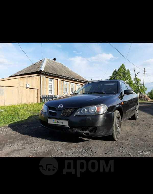 Nissan Almera, 2004 год, 140 000 руб.