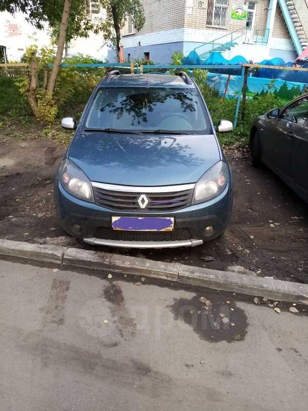 Renault Sandero Stepway, 2011 год, 480 000 руб.