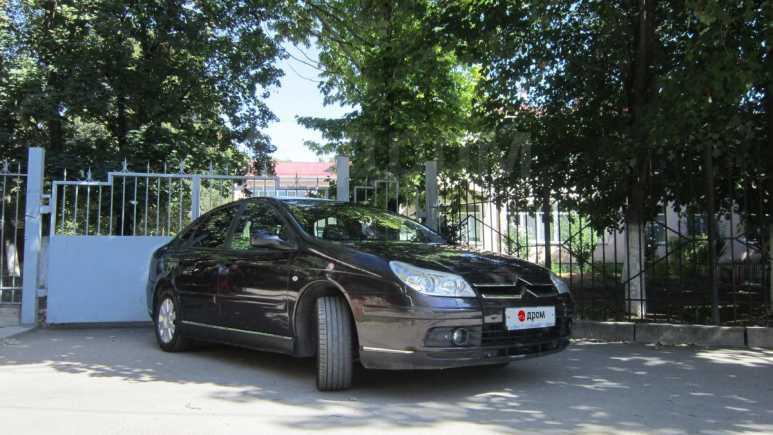 Citroen C5, 2007 год, 320 000 руб.