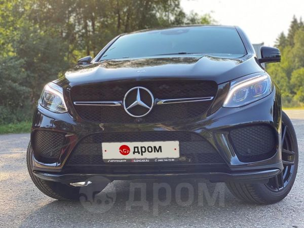 Mercedes-Benz GLE Coupe, 2016 год, 3 700 000 руб.