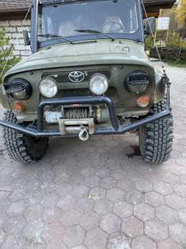 Сатка УАЗ 3151 2001