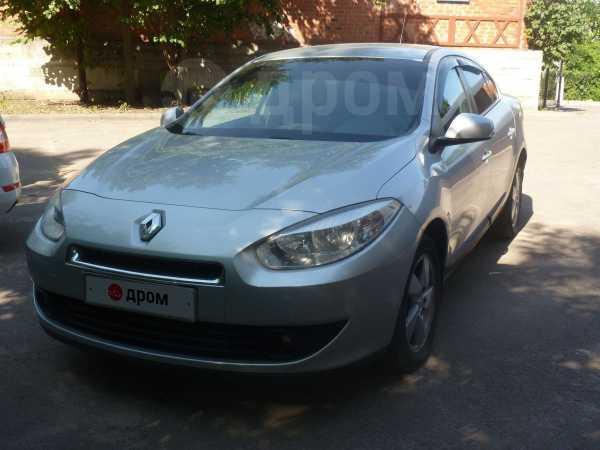 Renault Fluence, 2010 год, 395 000 руб.