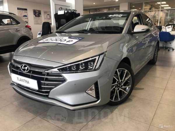 Hyundai Elantra, 2020 год, 1 435 000 руб.