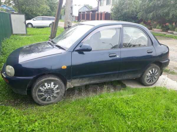 Mazda Autozam Revue, 1995 год, 100 000 руб.